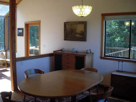 Point Reyes Cabin Rental by Living Room At Frank S Place Point Reyes Lodging Point