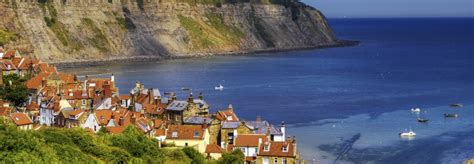 Luxury Caravan holidays in robin hood s bay