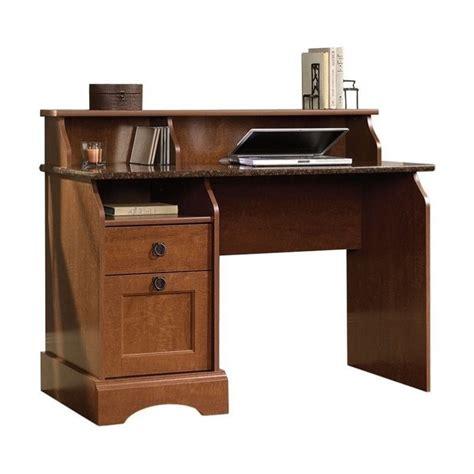 Sauder Graham Hill Writing Desk In Autumn Maple Sauder Graham Hill Computer Desk