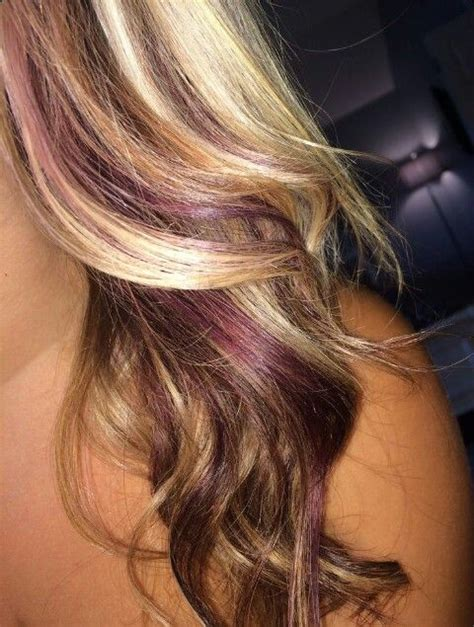 brown hair with violet lowlights best hair color for brown hair brown hairs violet lowlights going to do my hair like this for fall hair violets