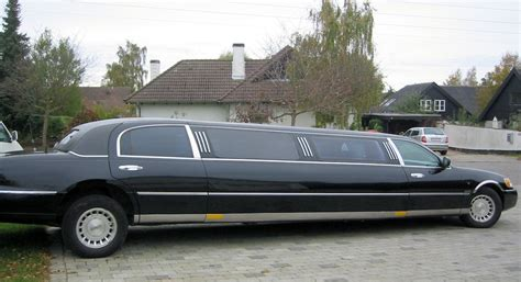 Limousine Business by Limousine Service Business K 248 Rsel