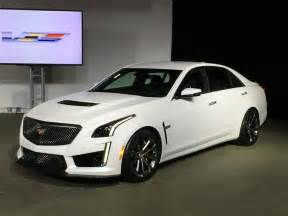 Cadillac Cts V Cost 2016 New Cadillac Cts V Sedan Specs And Price Autos