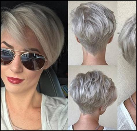 Haarschnitt Damen by Trendfrisuren 2018 Damen Haarschnitte Und Frisuren
