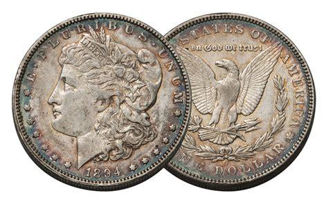 1894 silver dollar 1894 us new orleans silver dollar coin xf govmint