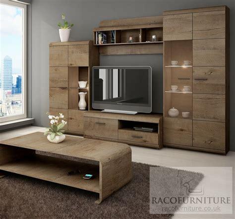 Wall Units Living Room Furniture - tv wall unit quot lena quot set of living room furniture 4