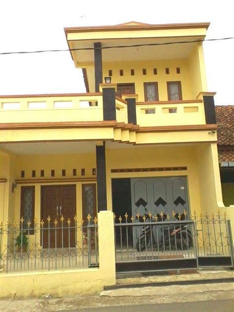 aneka gaya terkini model gambar denah rumah pintu utama