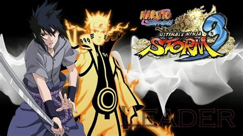 imagenes raras naruto storm 3 настройка клавиатуры в игре naruto ultimate ninja storm 3