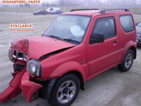 Suzuki Jimny Cheap Suzuki Jimny Breakers Jimny Vvts Dismantlers