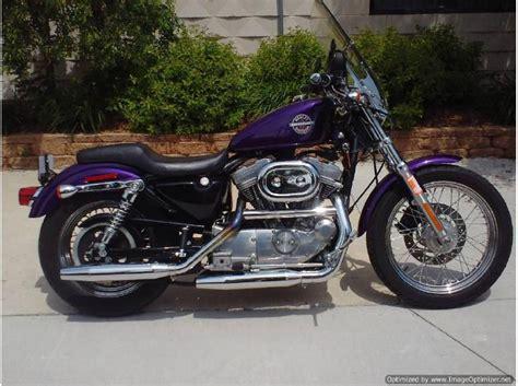 Harley Davidson 883 Hugger by 2002 Harley Davidson Sportster Xlh 883 Hugger For Sale On