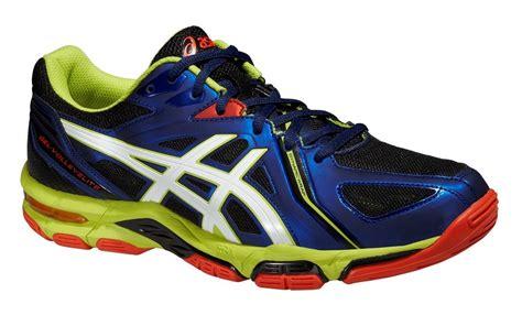asics gel volley elite 3 indoor court shoes squash source