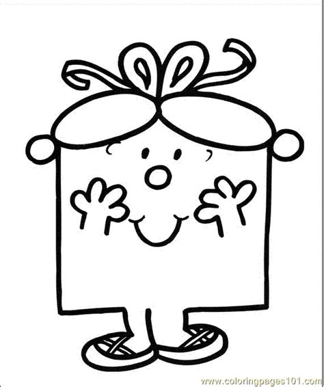 pin mr men coloring pages for kids free online printable