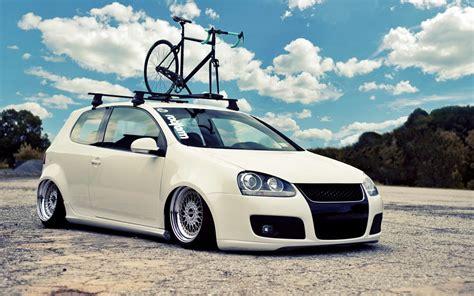 Volkswagen Golf Stance Bbs Golf V
