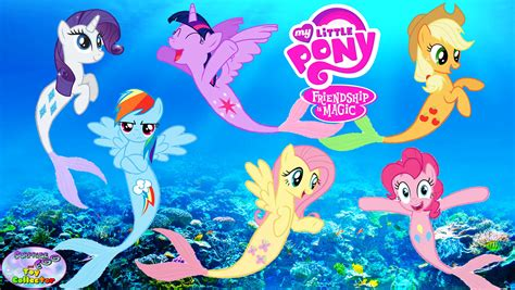 my little pony mermaid coloring pages my little pony transforms into mermaids mane 6 coloring