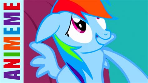 animeme 3 rainbow dash clopping