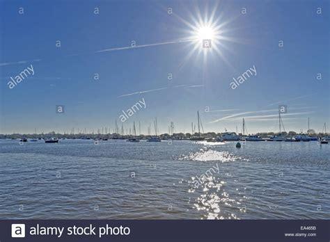 boat moorings in essex coastal essex uk stock photos coastal essex uk stock