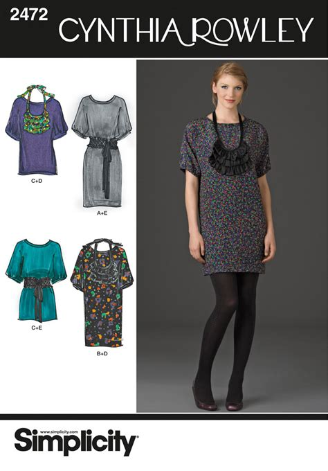 pattern review simplicity simplicity 2472 misses dresses