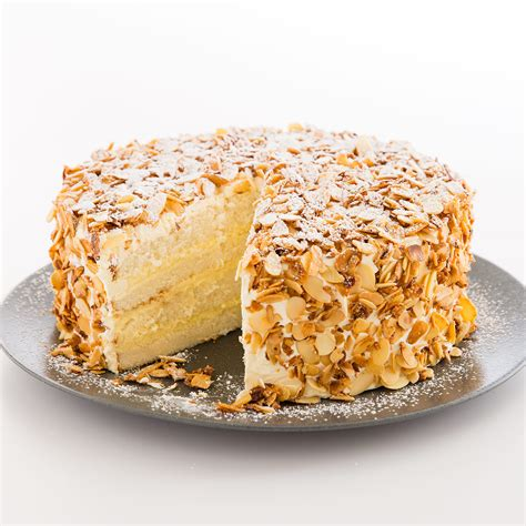 Cook S Illustrated by Toasted Almond Cake