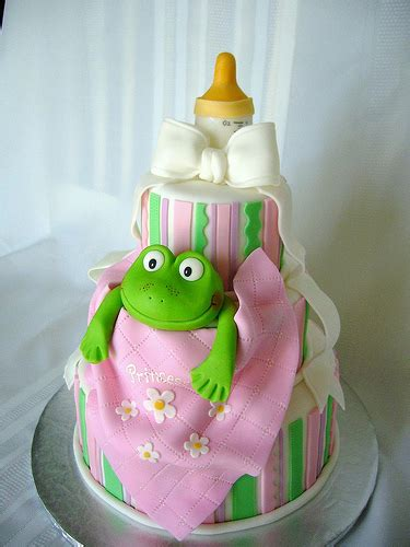 Frog Baby Shower Decorations by Frog Princess Flickr Photo
