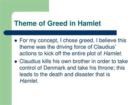 themes and concepts in hamlet ppt hamlet in gossip girl powerpoint presentation id