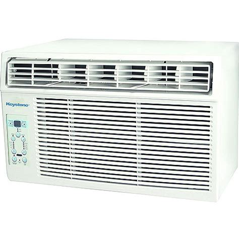 Room Air Conditioner Walmart keystone kstaw08a high efficiency 8 000 btu room window