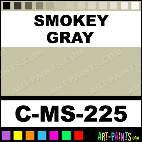 smokey gray dynasty ceramic paints c ms 225 smokey gray paint smokey gray color laguna