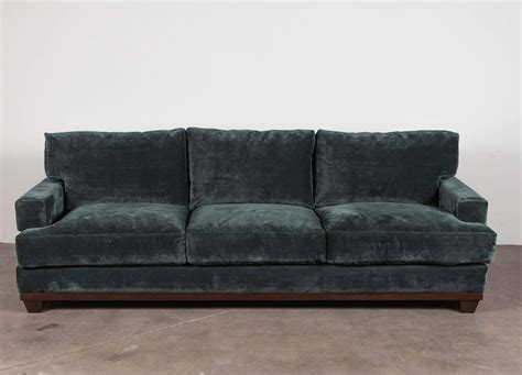 velvet sofas for sale teal velvet sofa for sale at 1stdibs