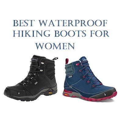 top 10 best waterproof hiking boots for work wear