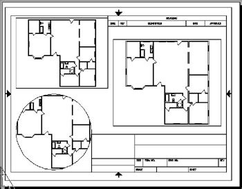 autocad layout exit viewport 21 4 using floating viewports 3d autocad 2004 2005 one