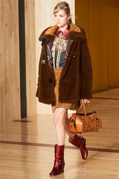 A Brief Look At The Pre Fall Collections by Coach 1941 Fall 2016 Ready To Wear Collection Vogue