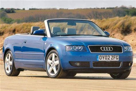 Audi A4 Cabrio Gebraucht by Audi A4 Cabriolet 2001 2006 Used Car Review Car