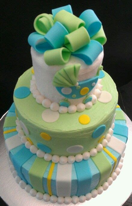 Baby Shower Boy Cakes by 1000 Images About Baby Shower Cakes On