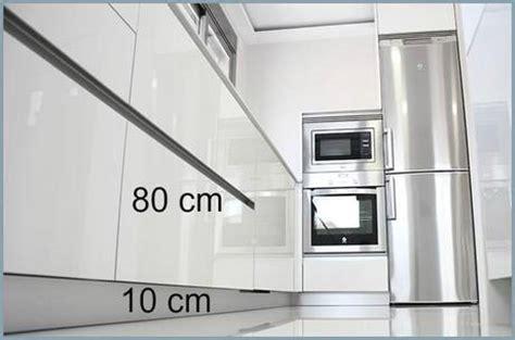 la medida de los muebles bajos de cocina paperblog