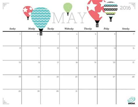 calendars to make and print 20 free printable calendars for 2016