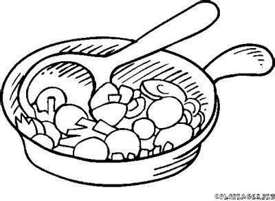 cuisine dessin dessin casserole