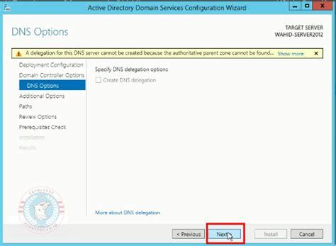 cara konfigurasi dns windows server 2012 cara konfigurasi active directory dan dns windows server