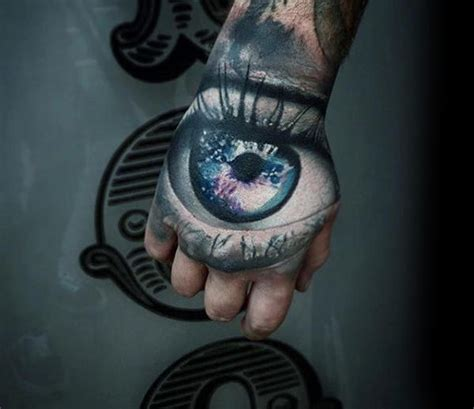 tattoo on outer hand 75 crazy tattoos for men bold design ideas