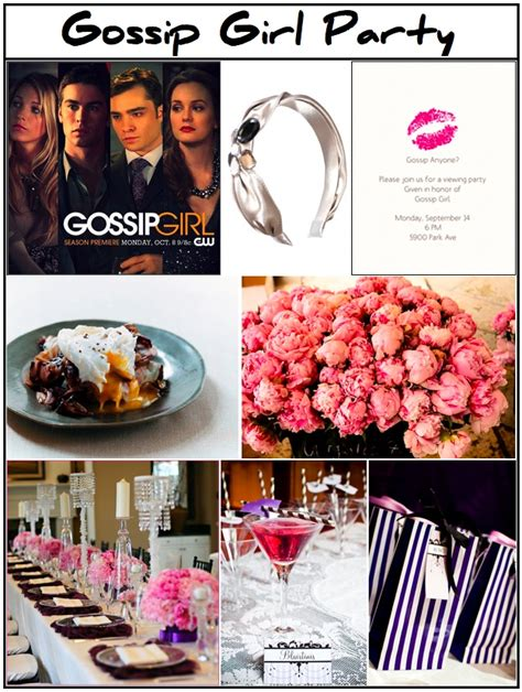 themes gossip girl 35 best images about gossip girl inspired hen party on