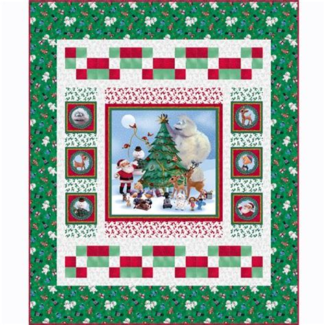 Quilts And Friends by Rudolph And Friends Quilt Pattern Free