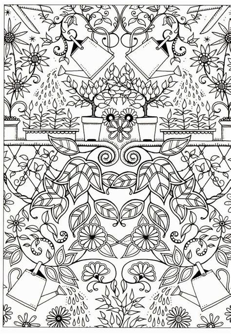 coloring book for adults npr 78 best images about johanna basford enchanted forest