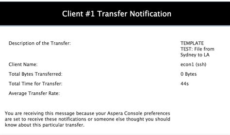 html email notification template email template exle creating a simple notification for