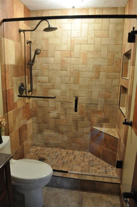 small tile shower small master bath remodel heavenly homes