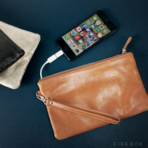 purse phone charger there s now a purse that charges your phone stylecaster