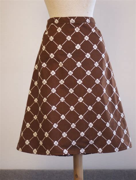 simple pattern a line skirt simple a line skirt sewing projects burdastyle com