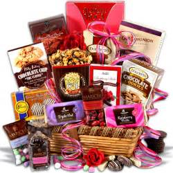 chocolate gift basket chocolate dreams s day gift basket by gourmetgiftbaskets