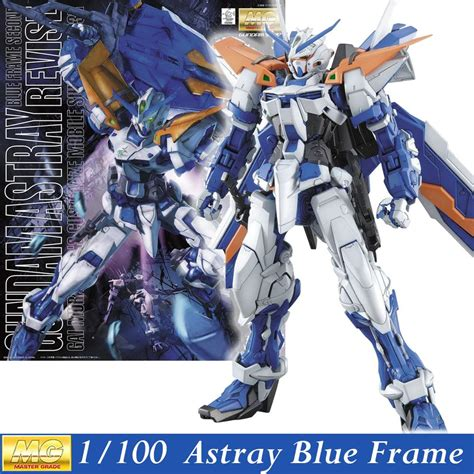 Gundam Daban Mg Astray Frame aliexpress buy daban model mg gundam astray blue frame second revise1 100 mbf p03r kits