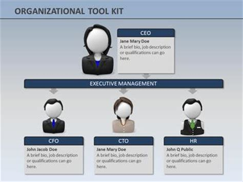 Organizational Tool Kit A Powerpoint Template From Presentermedia Com Media Kit Template Powerpoint