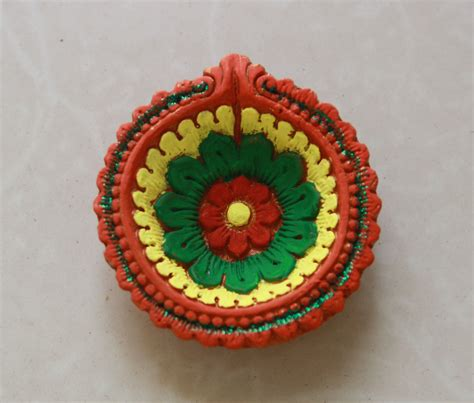 diya decoration for diwali at home playstation decorations party invitations ideas