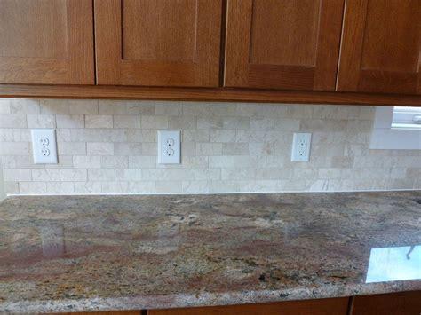 Kitchen Backsplash by Marble Subway Tile Backsplash Bob And Flora S New House