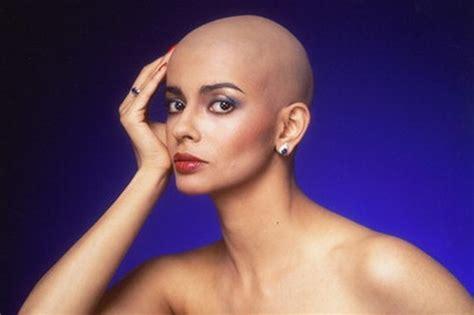 bald woman 2014 10 gorgeous women who rocked the bald look bald women post