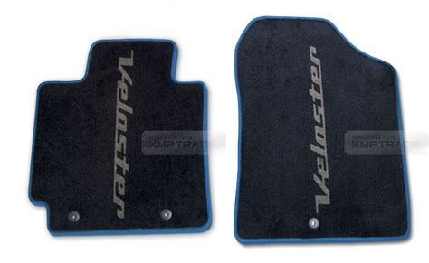 Veloster Car Mats by Floor Cargo Mats Carpets Front 2p 1set For Hyundai 2011